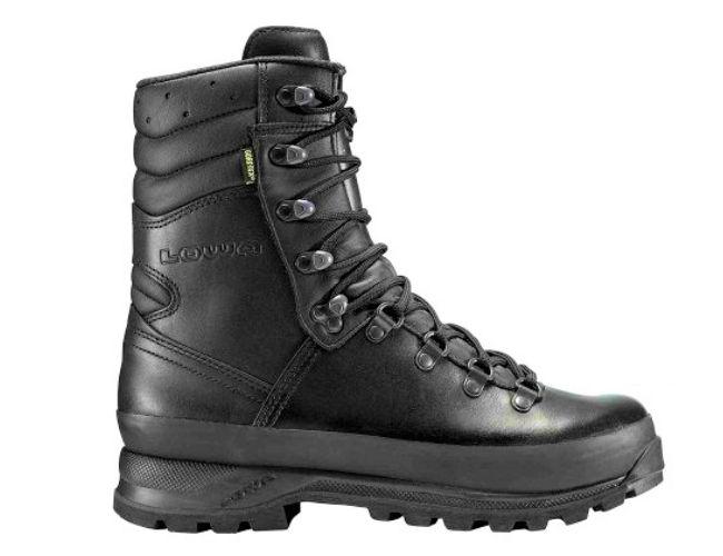 Lowa Combat Boots