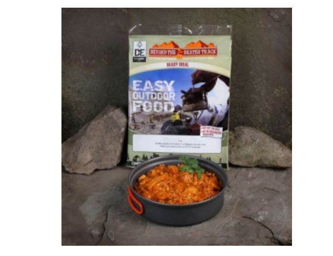 Veg Curry And Rice Ration Pack Veg Curry