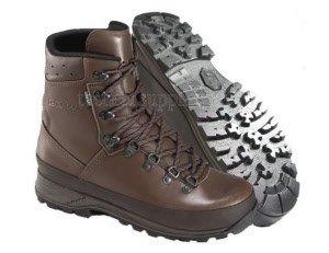 Lowa Mountain Boots Brown